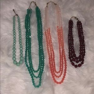 Beaded Necklace Bundle